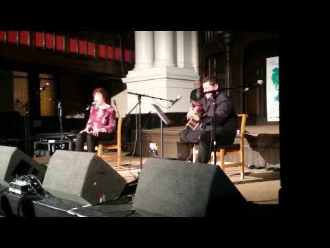 Eve Williams at Celtic Connections: Oblivion, Leave a Light on, Illumination, Between the Lines