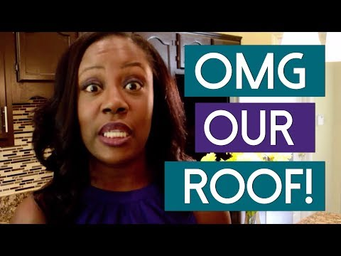Our Roof Almost Collapsed!