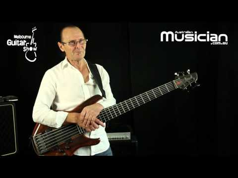Melbourne Guitar Show Bass Tip: Passive and Active basses