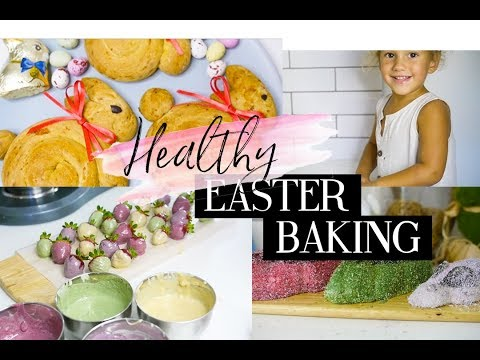EASTER BAKING: HEALTHY AND AFFORDABLE EASTER RECIPES! | ASH JACKSON