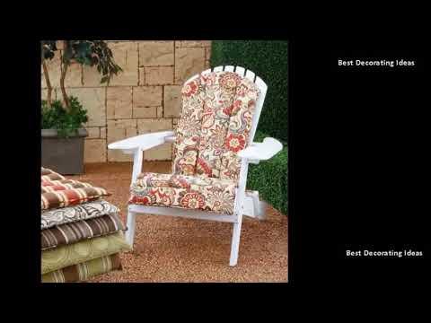 Rocking Chair Cushions - Replacement Rocking Chair Glider Cushions| Stylish Modern Interior