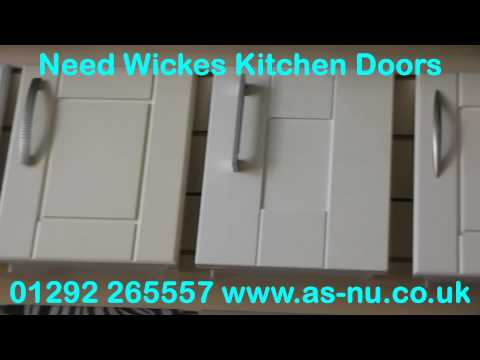 Wickes Kitchen Doors and Wickes Kitchens