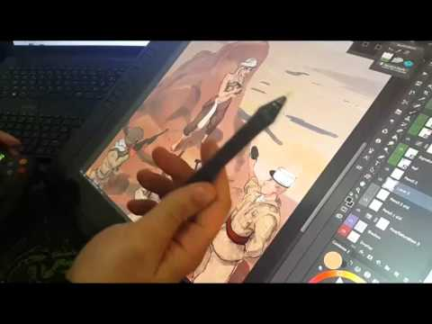 Making Wacom diy nibs out of reed or toothpick
