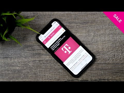 iPhone X For $700!!! T-Mobile Sale!