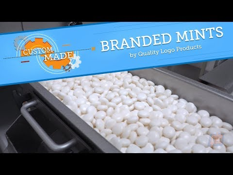 How Are Custom Mints Made?