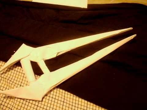 a paper halo energy sword...finally!