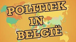 De Politieke Structuur Van België - WeZooz Academy Verkiezingsspecial