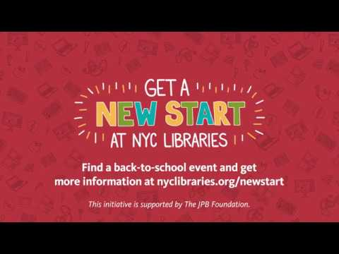 A New Start: Fine Forgiveness at NYC Libraries
