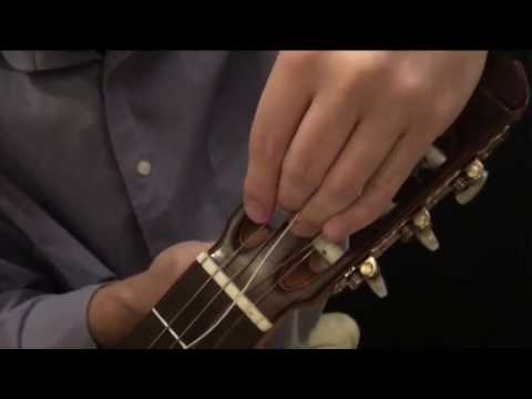 How To Put New Strings On An Acoustic Guitar (Nylon String / Classical)