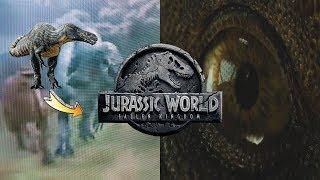 Suchomimus confirmado Jurassic world 2 Análisis de los 2 trailers filtrados
