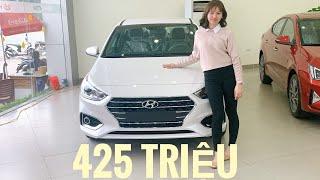 Hyundai Accent 2020 giảm từ 425 triệu, Thẻ dịch vụ 10 triệu. Cạnh tranh sòng phẳng Toyota Vios.