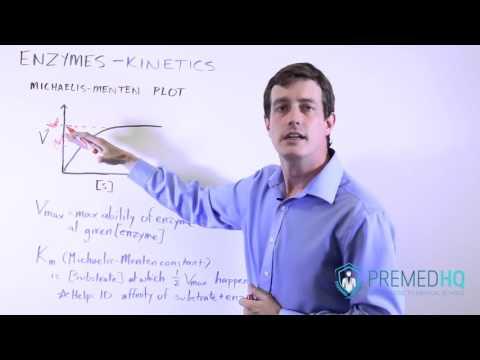 MCAT Enzyme Kinetics