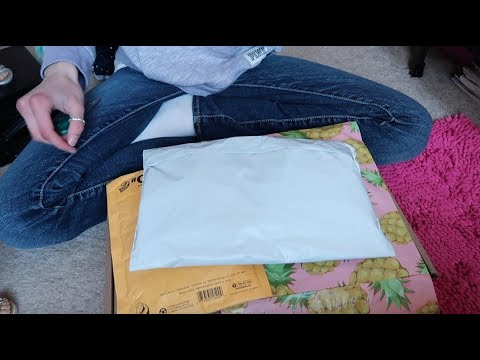 Opening Packages! {March 15-18, 2018}