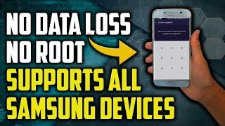 Samsung Galaxy J7 Core SM-J701F PATTERN lock done no data