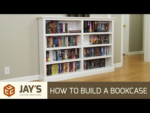 How to build a bookcase - 258