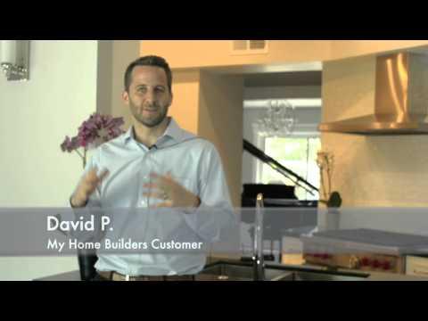 David testimonial for My Home Builders