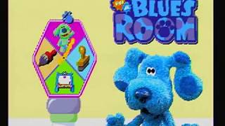 Blue's Room: Coloring with Blue Plug & Play TV Game