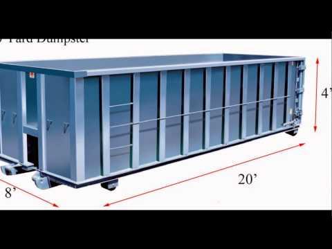 (309) 517-2046 Dumpster Rental Atkinson, Geneseo, Galva, Kewanee