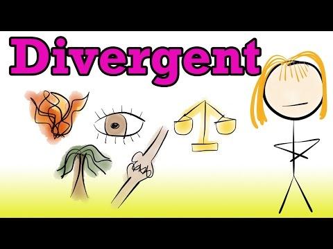 divergent detailed summary