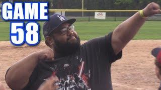 CHARGING THE MOUND! | On-Season Softball Series | Game 58