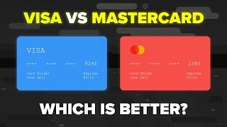 Visa vs Mastercard - How Do They Compare? (Credit Card Comparison)
