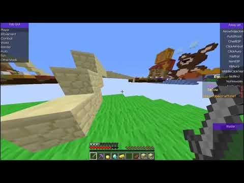 Cubecraft Eggwars Hack Fly No Kick  Kill aura no kick