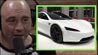 Download Joe Rogan on the 2020 Tesla Roadster Video