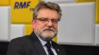 Pinkas: W Polsce nie ma tego wirusa. Zagrożenie zarażenia koronawirusem jest bliskie zeru