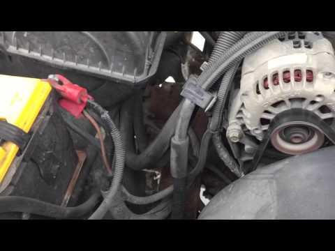 Honda Odyssey Overcharging Alternator