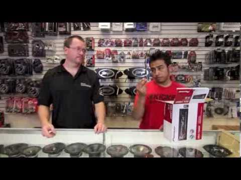 Pioneer DEH 150MP unboxing with Dean and Fernando
