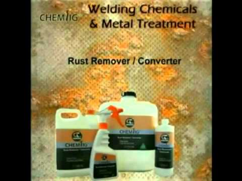 Chemtools Welding Chemicals & Metal Treatment Products