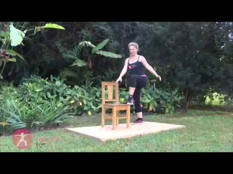 Cardio Chair Spanish Preview