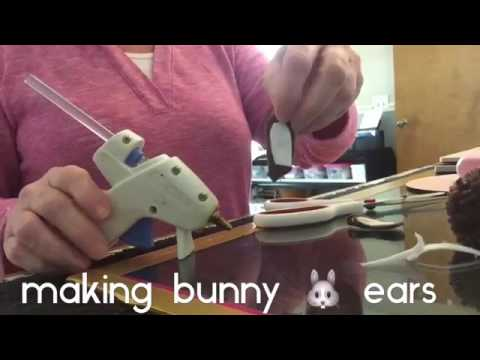 #DIY Pom Pom #Bunny Ears
