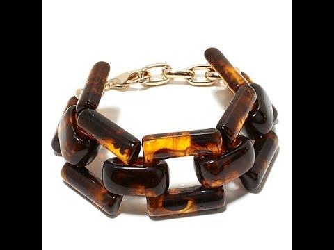 Rara Avis Tortoise ShellColor Bracelet