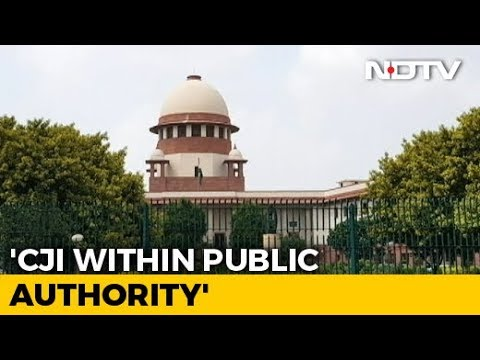 Xxx Mp4 Chief Justice Of India 39 S Office Comes Under RTI Act Says Supreme Court 3gp Sex