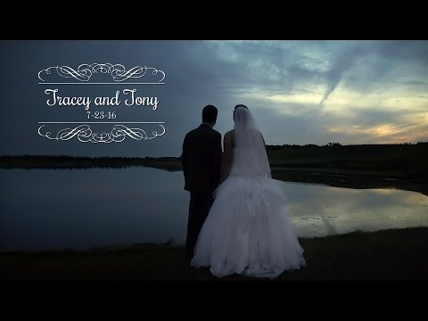 Tracey and Tony - Wedding Highlights - East Lansing, MI