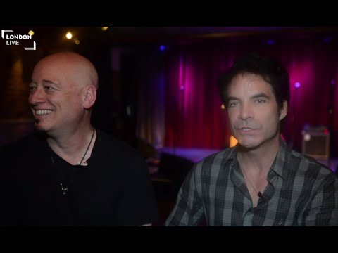 Train's Patrick Monahan wants to change London Lives Jade's bedsheets!