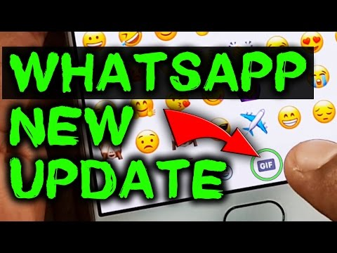 Whatsapp Latest Update | April' 2017  | GIF Templates