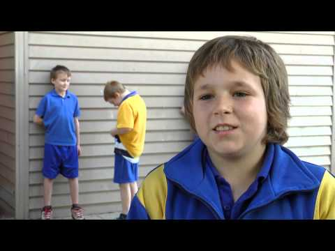 Anti Bullying Campaign - Making a Difference in the community - Clean Up Australia