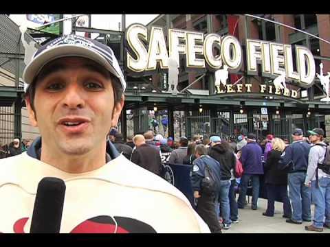 Greening Seattle & Professional Baseball, Safeco Field & Cedar Grove Compost, short version