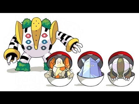 Guida pokemon nero 2 ITA #EXTRA9-Regigigas/Regirock/Regice/Registeel