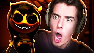 ANGEL OR DEMON!!? | Bendy and the Ink Machine - Chapter 3