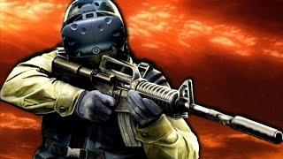 VR SWAT Team PVP - PAVLOV