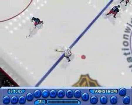 NHL 2004 gameplay