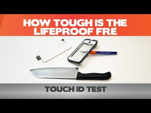 iPhone Cases - How tough is the Touch ID film on the LifeProof Fre - Tear Down Review