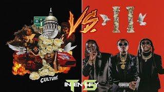 Culture vs Culture 2 - Which Was Better? (Migos)