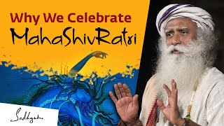 Why Should Millennials Celebrate Mahashivratri? – Sadhguru   #MahaShivRatri2020