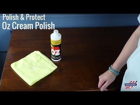 Polish & Protect - OZ Cream Polish