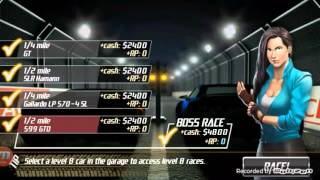 Drag Racing Ford RS200 Evolution Career Stage level 7