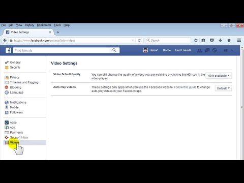 How to Stop Autoplay Videos on Facebook